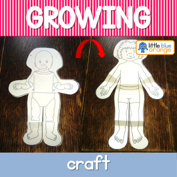 Growing and changing craft