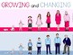 Growing and changing poster