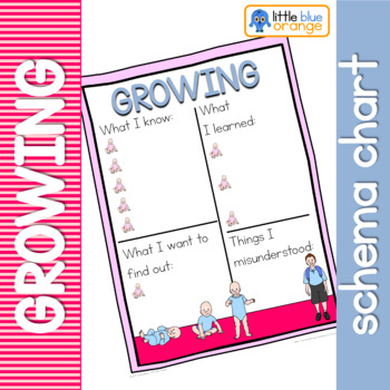 Growing and changing schema  worksheet