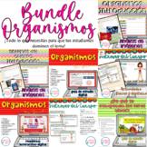 Growing bundle Organismos