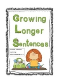 Growing longer sentences