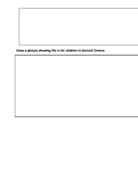 Growing up in Ancient Greece - a Web Quest