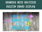 Growing with Gratitude Classroom Volunteer Appreciation Bu