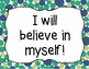 Growth Mindset Posters (Blue & Green)