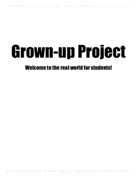 Grown Up Project