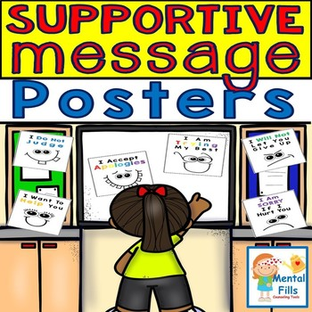 Supportive Message Posters