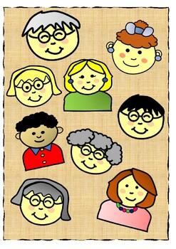Grown-Ups / Teacher / Parent Clipart - Introductory Price!!  BARGAIN!