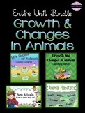 Growth & Changes in Animals (BUNDLE)
