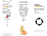 Growth & Development Unit Student Pamphlet