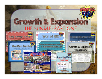 Growth & Expansion Unit Bundle PART ONE