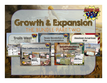 Growth & Expansion Unit Bundle PART TWO