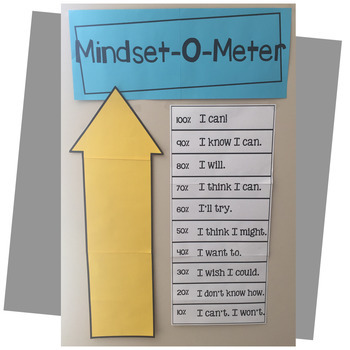 Growth Mindset Classroom Management & Community Pack