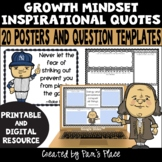 Growth Mindset Printables and Posters