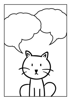 Growth Mindset 33 page Comic Book Style Colouring in activity book