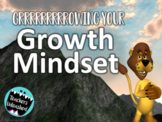 Growth Mindset Lesson and Activities
