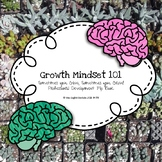 Growth Mindset 101 Flip Book