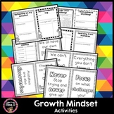 Growth Mindset Activities BTSdownunder