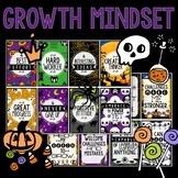 Growth Mindset Activities (Halloween Tags)