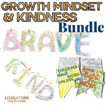 Growth Mindset Activities Bundle