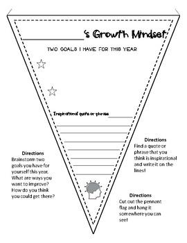 Growth Mindset Activities - FREEBIE!