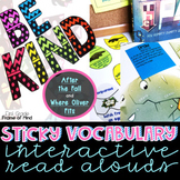 Growth Mindset with Academic Vocabulary Activities