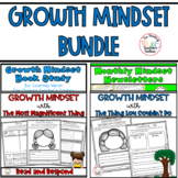 Growth Mindset Activities, Newsletters, and Book Study