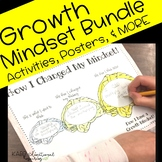 Growth Mindset Activities, Posters, & More!