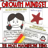 Growth Mindset Activities The Most Magnificent Thing