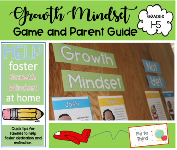 Growth Mindset Activities and Parent Guide