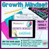 Growth Mindset Activities w Digital Google Slides
