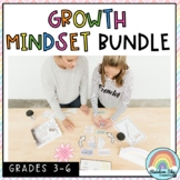 Growth Mindset Activity BUNDLE  - Grade 3 - 6 BTSdownunder