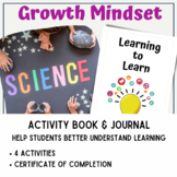 Growth Mindset Activity Book 3: Learning to Learn