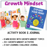 Growth Mindset Activity Books: Set of 8 Growth Mindset Top