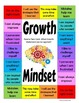Growth Mindset Activity Bump Game with Task Cards