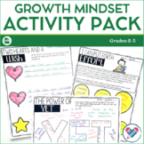 Growth Mindset Activity Pack
