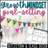 Growth Mindset Activity and Banner Display | English Version