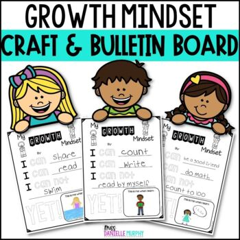 Growth Mindset Activity and Bulletin Board