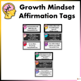 Growth Mindset Affirmation Tags