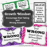 Growth Mindset - Applauding Wrong Answers