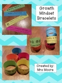 Growth Mindset Award Bracelets