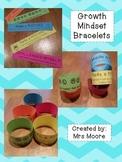 Growth Mindset Award Bracelets