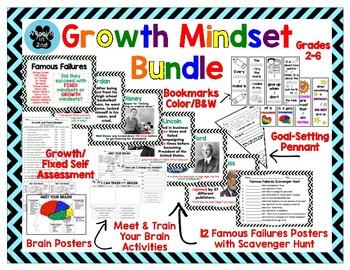 Growth Mindset BUNDLE!