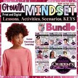 Growth Mindset BUNDLE (Print and Digital)