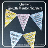 Growth Mindset Banners in Chevron