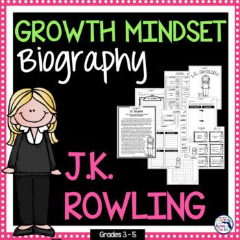 Growth Mindset Biography - J.K. Rowling