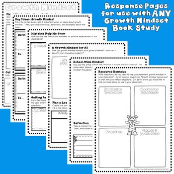 Growth Mindset Book Study