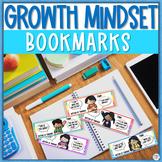 Growth Mindset Bookmarks FREEBIE