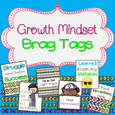Growth Mindset Behavior Tags