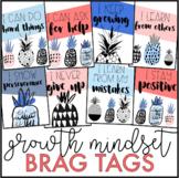 Growth Mindset Reward Tags | Pineapple Reward Tags
