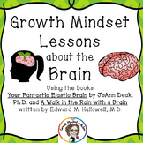 Growth Mindset Brain Lessons